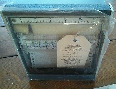 Foxboro Spec 200 220s-4f6 Analog Recorder New In Factory Box