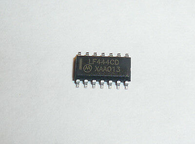 New Lf444cd Operational Amplifier Quad Amp Bipolarjfet 14 Pin Nos