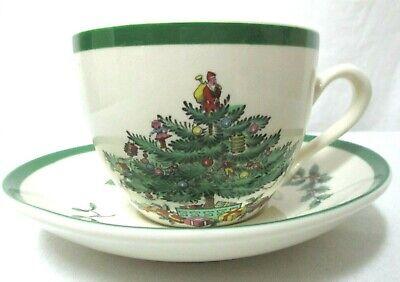 Spode Christmas Tree Saucer Made in England
