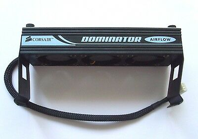 CORSAIR DOMINATOR AIRFLOW COOLER FOR RAM / MEMORY STICKS
