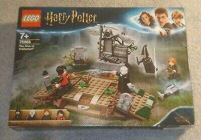 LEGO Harry Potter: The Rise of Voldemort (75965). brand new !!!