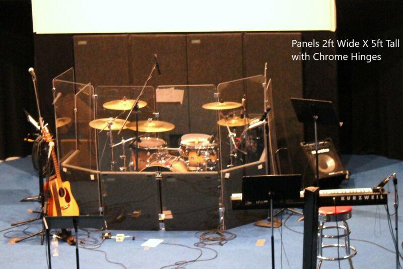 Drum Shield DS4 Five Panels
