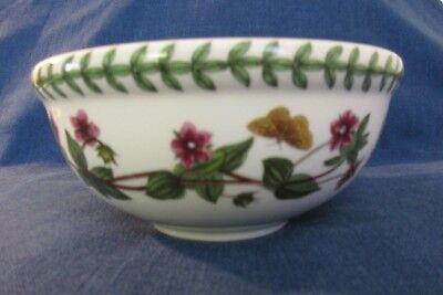 Garden Bowl -  Portmeirion Botanic Garden ~ Cyclamen ~ fruit or cereal bowl ~ 5 1/2
