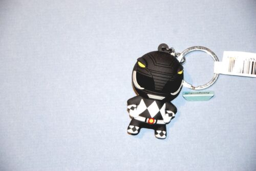 Power Rangers Figural Keyring Series Black Ranger