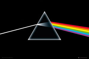 Pink Floyd Dark Side of the Moon Maxi Poster 61x91.5cm - LP1443