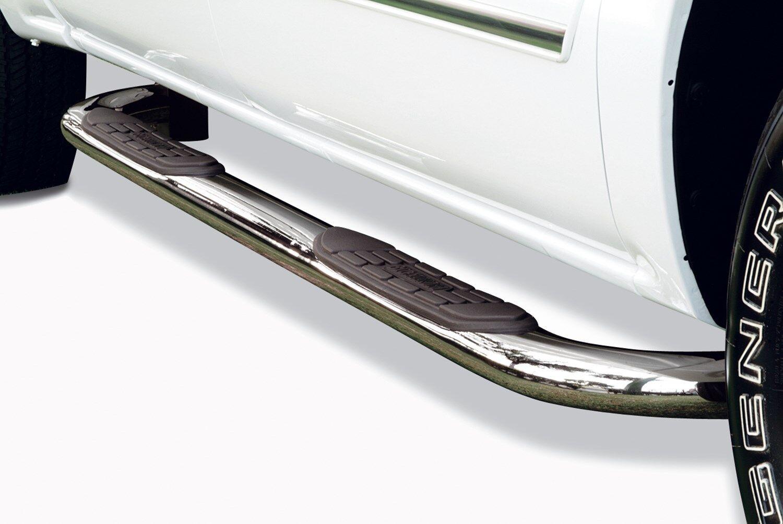 "Big Country 370588 4/"" Chrome Side Step Tube Nerf Bars for 2004-2014 Nissan Titan"