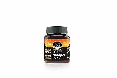 Pure Gold Premium Select Manuka Honey 300+ - 250g