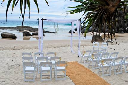 Simplistic Personalised Wedding Ceremony Package - FROM $350!