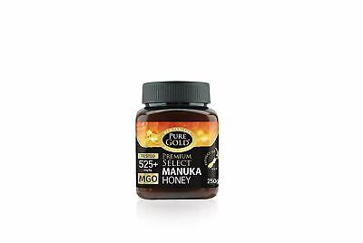 Pure Gold Premium Select Manuka Honey 525+ - 250g