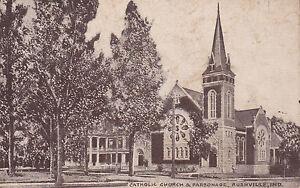 Rushville-IN-Catholic-Church-Parsonage
