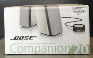 Bose Companion Speakers *New in the box*