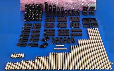 Thorlabs Complete 12 Optical Post Set For Optical Breadboards Imperial