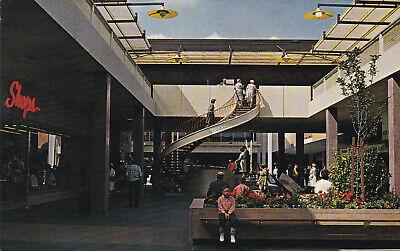 Lloyd Center Mall Portland Oregon Postcard 1960's (Lloyd Portland)