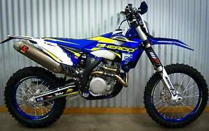 2016 Sherco 450 Factory Tamworth Tamworth City Preview