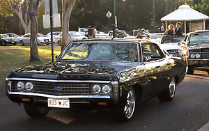 1969 impala Toowoomba Toowoomba City Preview