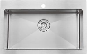 "Handmade drop-in sink 30""x20""x10"" from $259!!!!"