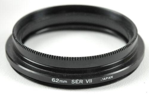 62mm Series VII Adapter  -  JAPAN