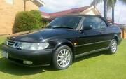 2000 Saab 9-3 Convertible Thornlie Gosnells Area Preview
