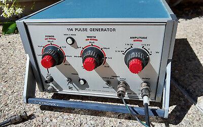 Tektronix Type 114 Pulse Generator - Free Shipping