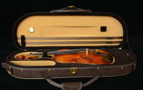 Half Moon Suede Violin Case 1.74 kg