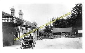 Great Missenden Railway Station Photo. Amersham - Wendover. GCR & Metropolitan