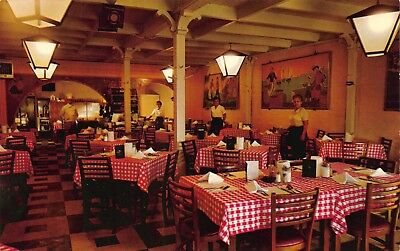 Postcard Bob Boyd's French Restaurant in Laguna Beach, California~118810