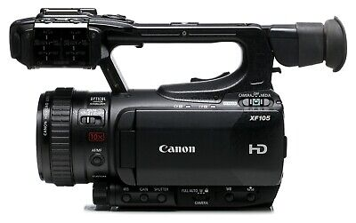 Canon XF105 HD Professional Video Camcorder