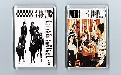 Magnets x 2 : SPECIALS The Specials / More Specials Ska