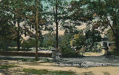 Eastman Park - POUGHKEEPSIE NY – Eastman Park - 1908