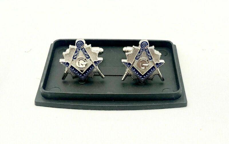 Masonic Cufflinks(S&CS)
