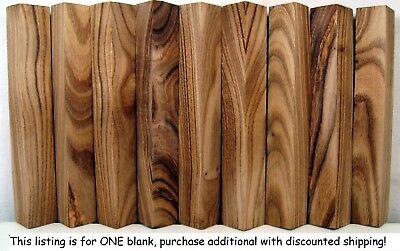 Catalpa Catawba RARE Pen Lathe Turning Wood Blanks Beautiful Figure WOW  Sk01