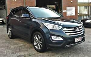 2015 Hyundai Santa Fe Elite Diesel Wagon w/ Leather Seats & Two Keys Woodridge Logan Area Preview