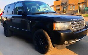 "Range Rover Supercharged 518+ HP with 22"" Autobiography Rims"
