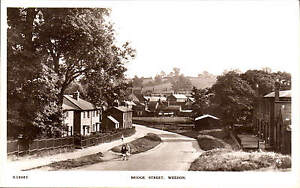 Weedon-Bridge-Street-S-19082-in-Bridge-House-Real-Photo-Series