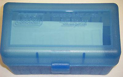 MTM Case Gard™ New MTM Plastic Ammo Box 50 Rd RL-50-24 Rifle 30-06 280 410 Blue