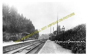 Mistley Railway Station Photo. Manningtree - Bradfield. Parkeston & Harwich Line
