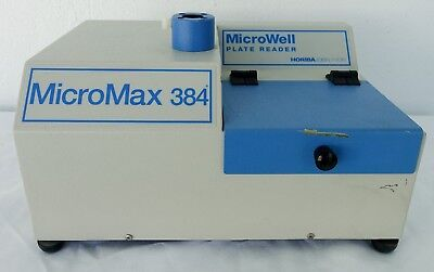 Horiba Scientific Florescence Micromax 384 Microwell-plate Reader