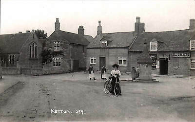 Ketton # 399. Duckett Shop.