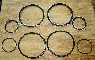 AUSTIN HEALEY SPRITE instrument refubishment kit all seals 10