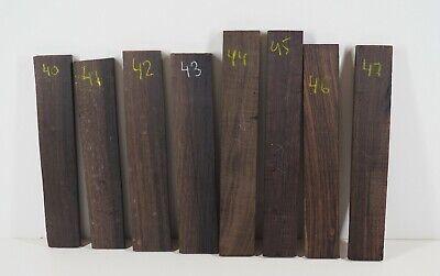 5A Presentation QSAWN Brazilian Rosewood Guitar Bridge Blank Tonewood Luthier