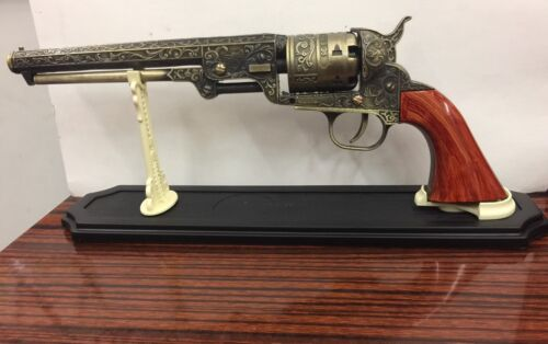 SuperNatural Western Cowboy Black Powder Outlaw Revolver Pistol Replica Gun-1
