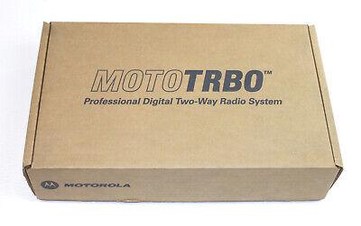 Motorola Xpr4550 Uhf 403-470 Mhz 1000 Ch Digital 25w New