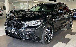 BMW  X4M Competition*PanoDach*ACC*H&K*360°HuD*