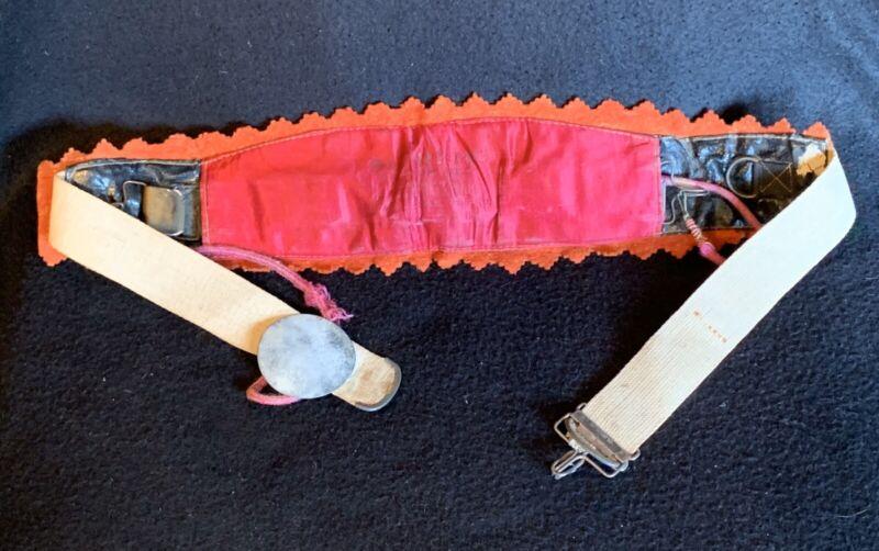 Antique Quack Medical Electric Belt Men's Erectile Dysfunction & Other Ailments