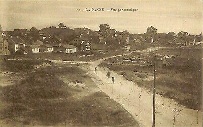 CPA - Belgique - De Panne - La Panne - vue panoramique
