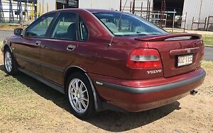 VOLVO S40 T4 - AUTOMATIC - LEATHER - COLD AIR - ONLY 155KM Eagle Farm Brisbane North East Preview