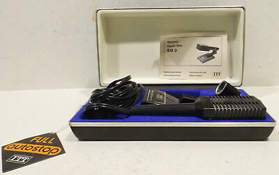 ITT Stereo Microphone Dynamic Stero Mike SM 3 in Box/OVP - Lagerware