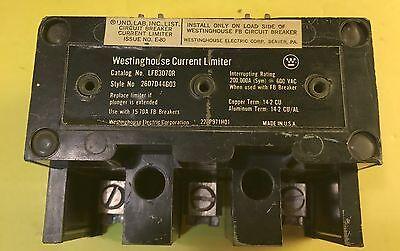 Westinghouse Lfb3070r Current Limiter 600v