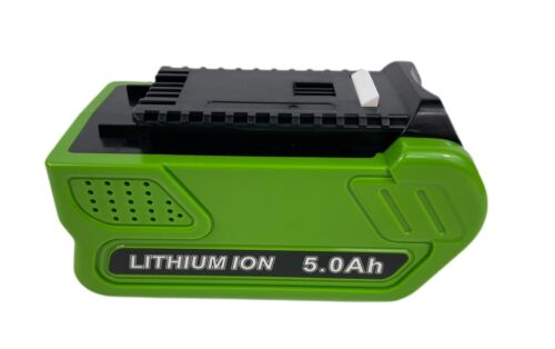 40V 5.0Ah For Greenworks G-MAX LITHIUM-ION Battery 29462 29252 20202 29472 Tool - $36.97
