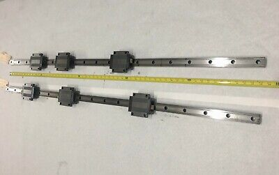 Thk Linear Guides For Mazak Vtc30c Y Axis  4464